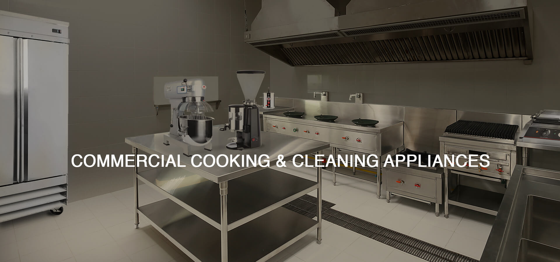 Caterina Commercial Cooking Cleaning Appliances Kenya